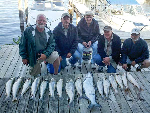 fishing charter information traverse city fishing charters